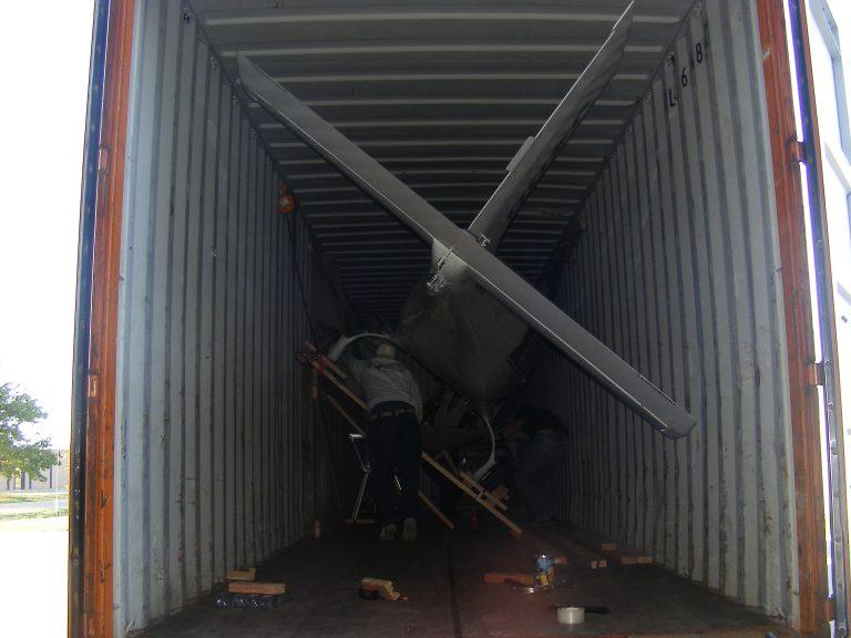 Segelflugzeug II